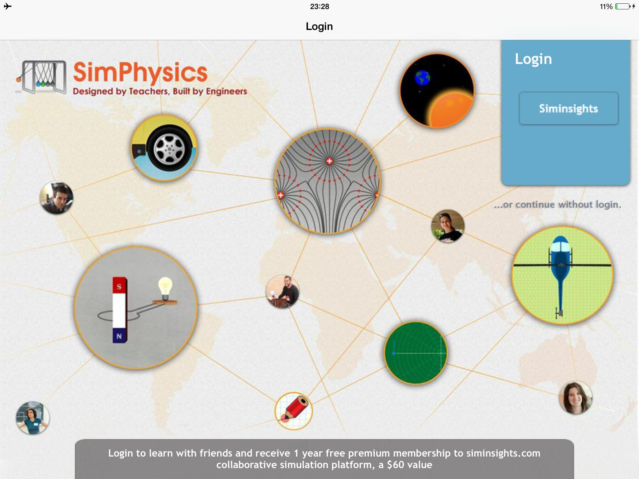 Lekcja otwarta – fizyka z iPadem!
