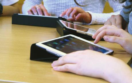 Lekcja otwarta – język angielski z iPadem!